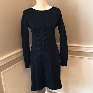 Cynthia Rowley Long Sleeve Sweater Dress- Size S